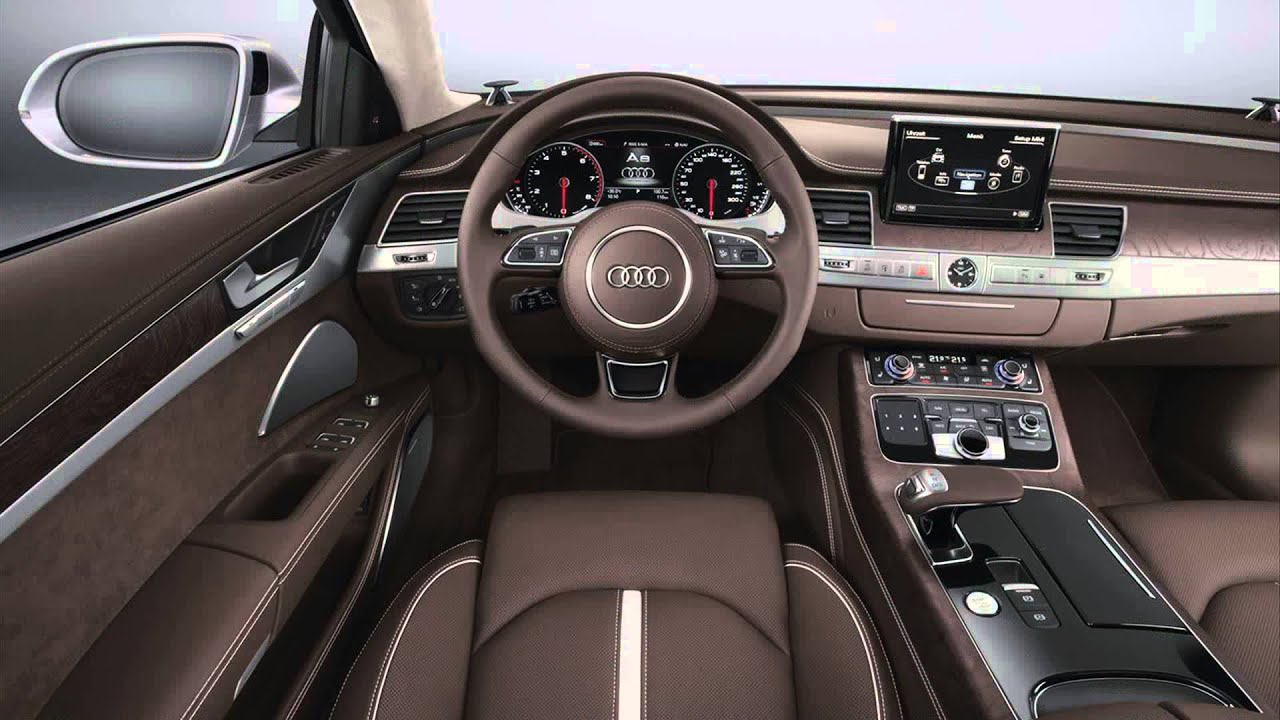 2015 model audi a8 4 2 tdi quattro youtube. Black Bedroom Furniture Sets. Home Design Ideas