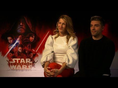 Download Youtube: Star Wars: The Last Jedi interview - hmv.com talks to the cast & director