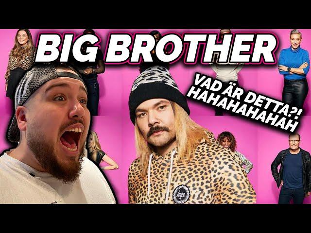 BIG BROTHER 2020: HAHA BÄSTA DELTAGARNA *RAGGAR-SAMI*