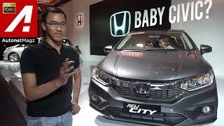 FI Review Honda City Facelift 2017