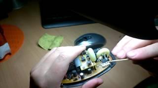 Как починить кнопки в компьютерной мыши
