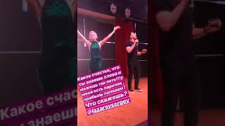 Скачать Сергей Лазарев и Полина Гагарина спели дуэтом