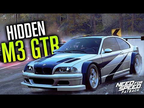 HIDDEN BMW M3 GTR Location! |  Need for Speed Payback