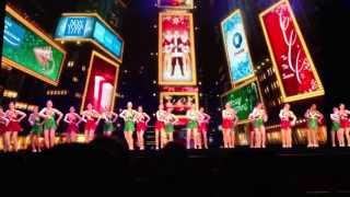 Radio City Music Hall Christmas Spectacular  Rockettes 2013