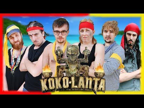 Koko Lanta - Le Monde à L'Envers
