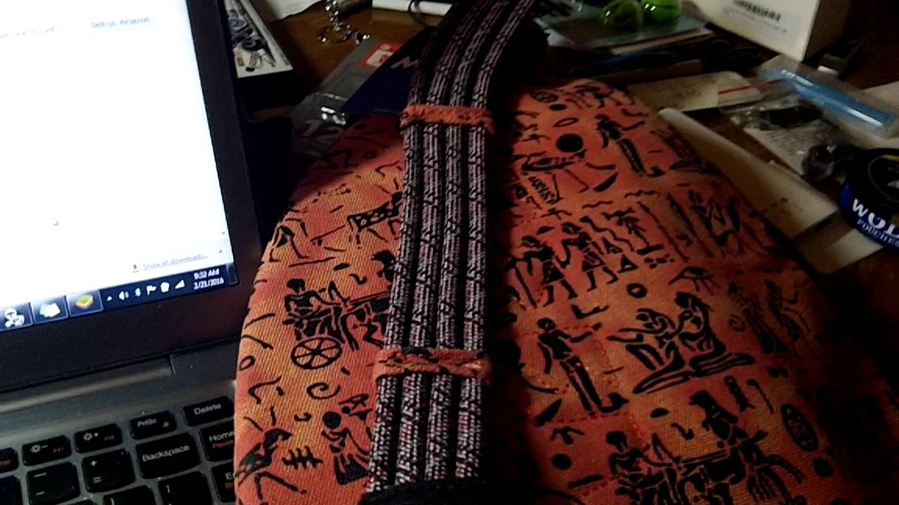 Meru Rope Bag