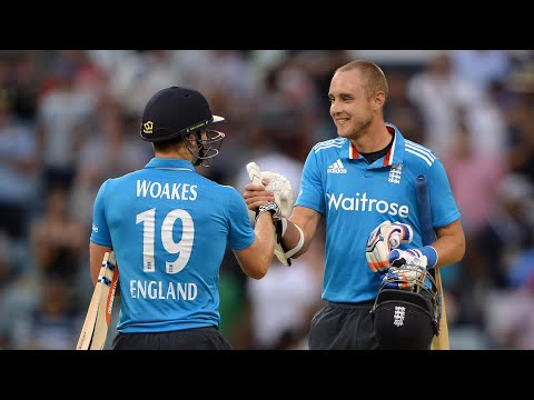 Highlights: England V India, WACA