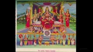 Lalita Trisati Stotram Full with Devotional inspiring voice By Jyothy Kamath