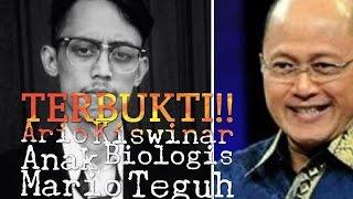 TERBUKTI!! Hasil Tes DNA: Ario Kiswinar Anak Biologis Mario Teguh
