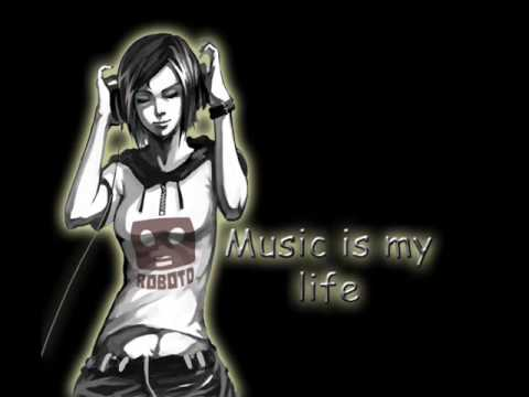 Music Is My Life - Hub Project feat  Melanie