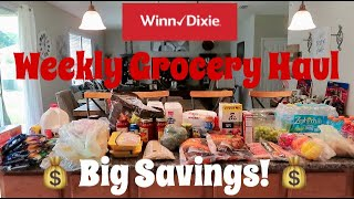Weekly Grocery Haul || Family Of Four || Big Savings