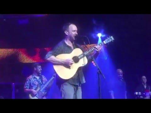 Dave Matthews Band - NEW SONG Bismark (5/7/2016)
