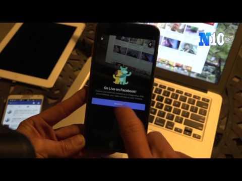 Cách Phát Hình Trực Tiếp Lên Facebook Bằng Smartphone & Trải Nghiệm