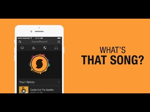 SoundHound for iOS - Music Search, Discovery & Play