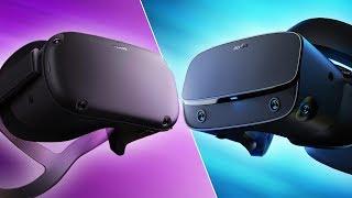 oculus Quest или Oculus Rift S? - Обзор Oculus Link