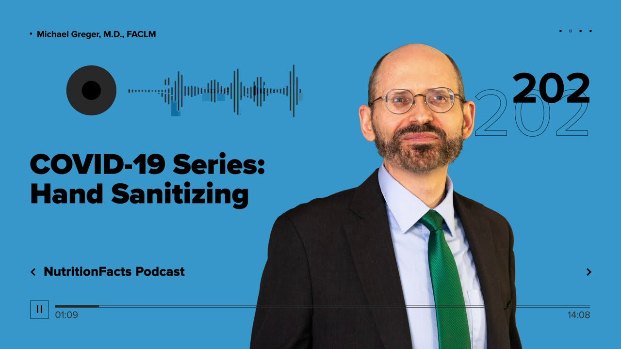 Podcast: COVID-19 Series: Hand Sanitizing