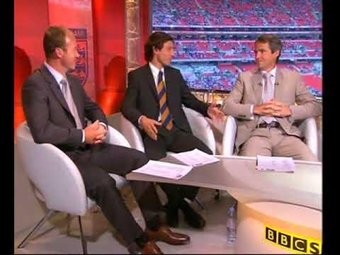 BBC England v Brazil opening