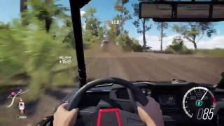 Polaris RZR-Forza Horizon 3 trail ride