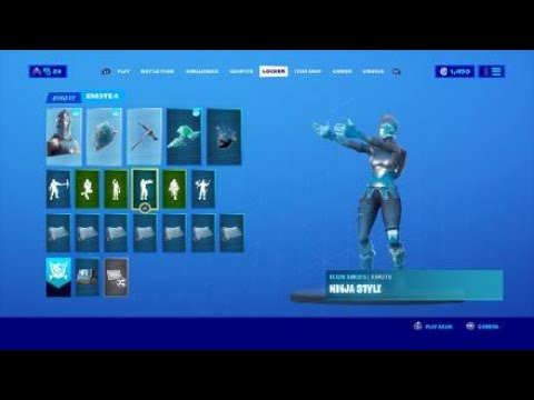 Fortnite Frozen Red Knight Best Combos