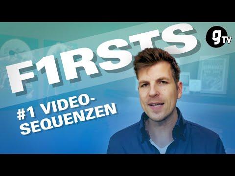 Woher Kommen Die Videosequenzen? | FIRSTS #01 Mit David Hain