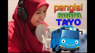 Video TAYO Bahasa Indonesia, Ternyata ini pengisi suaranya Tayo ! Lihat deh.. download MP3, 3GP, MP4, WEBM, AVI, FLV September 2018