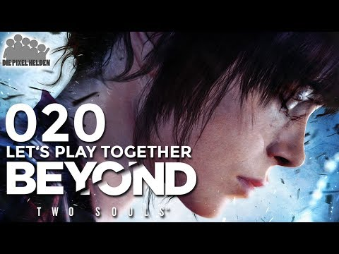 BEYOND TWO SOULS #020 - Das Date - Let's Play Together Beyond Two Souls [HD]