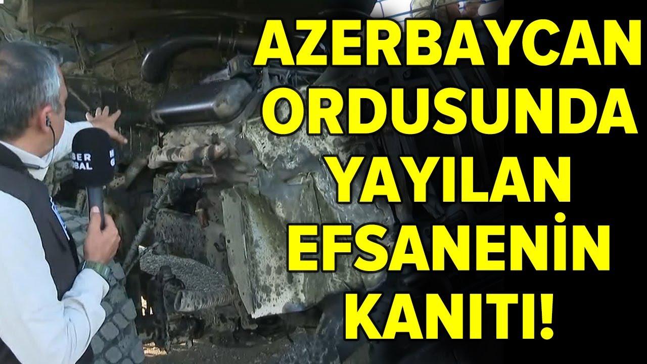İşte Azerbaycan Zırhlısının Çarparak Etkisiz Hale Getirdiği Ermeni Zırhlısı!