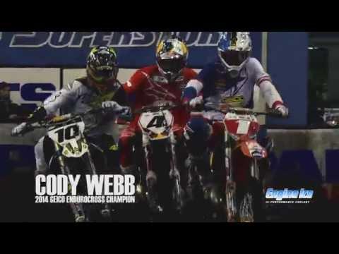 Engine Ice Rider Cody Webb Wins The Daytona Beach Round 1 Endurocross