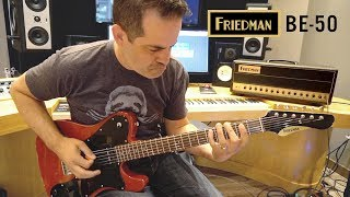 Friedman BE-50 - Official Demo