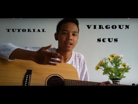 Tutorial lagu Virgoun - Surat Cinta Untuk Starla