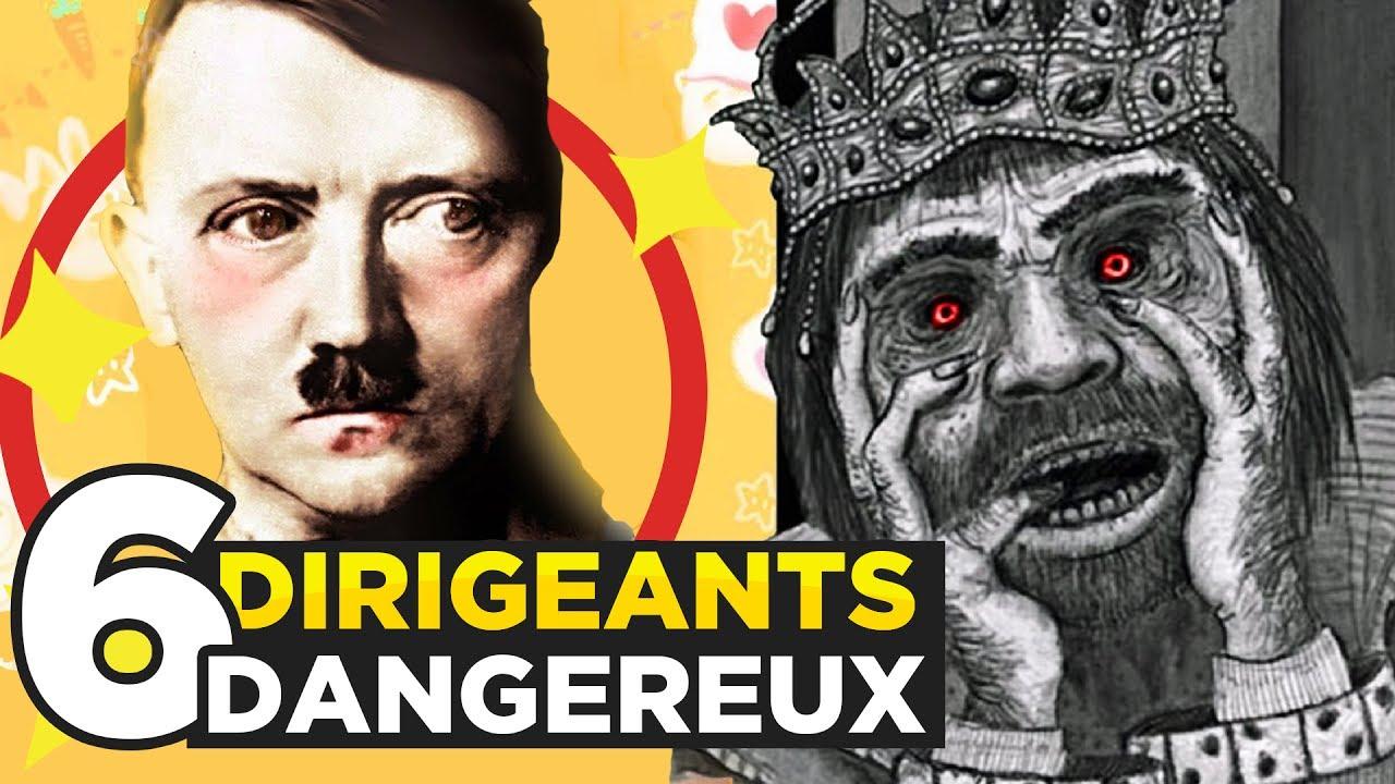 Download Les 6 DIRIGEANTS les plus DANGEREUX DE L'HISTOIRE