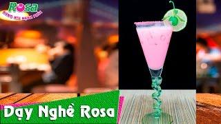 Hướng dẫn làm Cocktail nồng nàn hương vị - thức uống có cồn