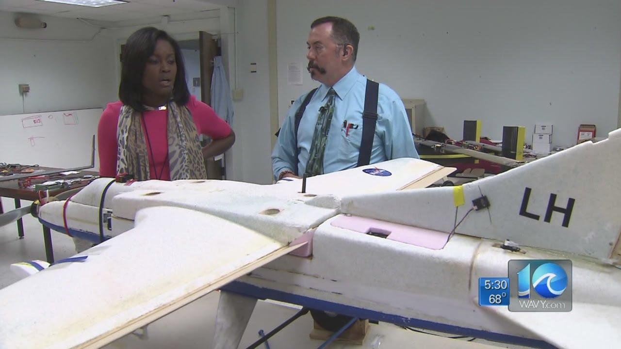 Anita Blanton on NASA drone technology - YouTube