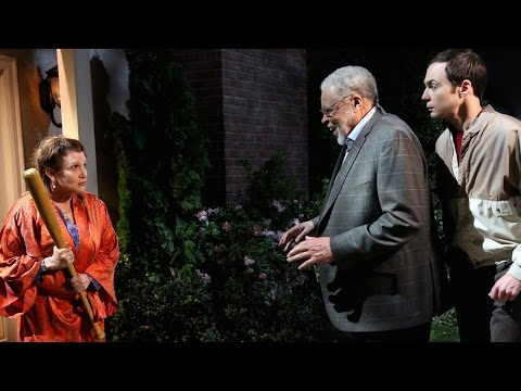 The Big Bang Theory - When Princess Leia Met Darth Vader