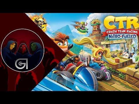 Crash Team Racing Is Better Than Mario Kart