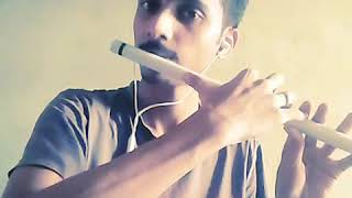 man udham varyache .I'm try this song on flute.I hope u like this song