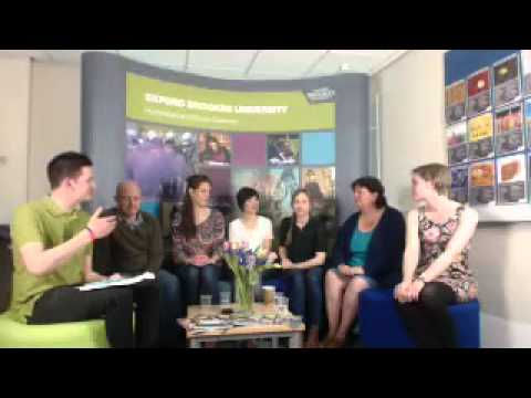 Department of English and Modern Languages panel discussion