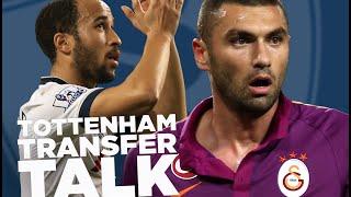 Townsend Gone! Turkish International On Way?! | Tottenham Transfer Talk | With Barnaby Slater