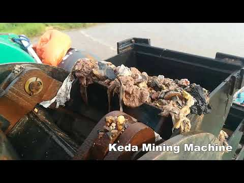 Keda Gold Mining Dredger in Congo