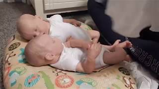 Changing Twin Reborn Babies Into New Onesies! Adorable Babies!!