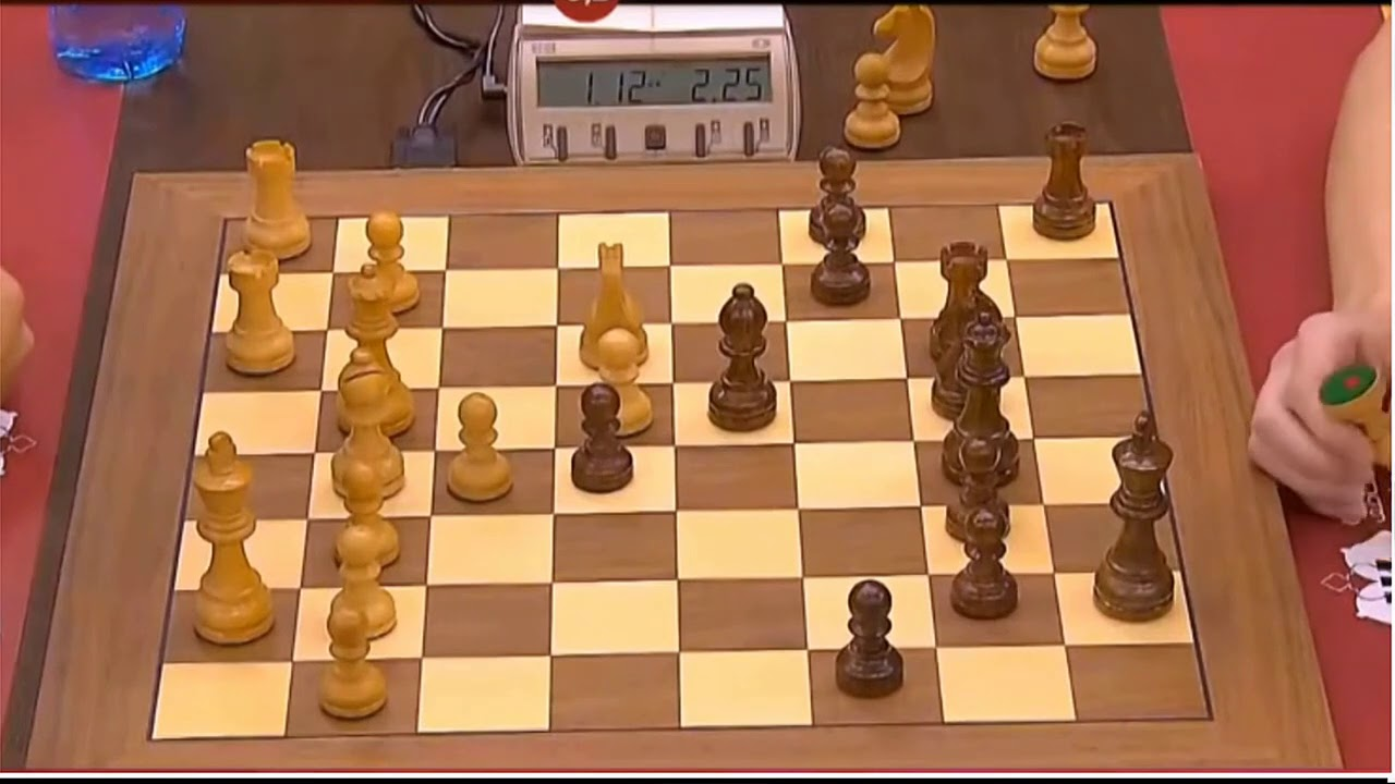 Download GM Carlsen (Norway) - GM Dubov (Russia) FF PGN