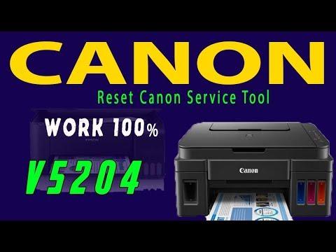 reset-canon-service-tool-v5204-work-100%-last-version-2018
