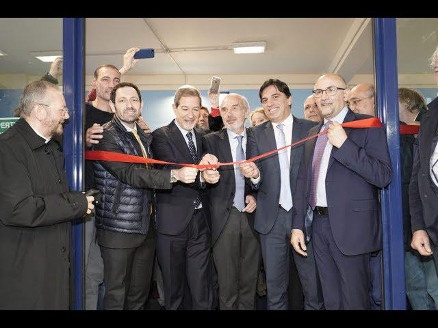 Inaugurazione Pronto Soccorso al Policlinico di Catania