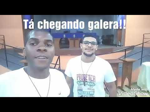 """Divulgação da nova música católica """" Rede fora do aquário""""  Marcinho Ferreira e Dj kakau"""