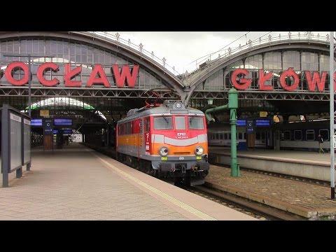 Dworzec Kolejowy PKP Wrocław Główny