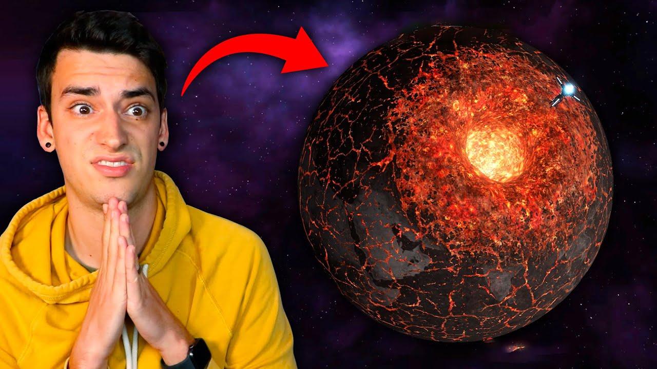 I ACCIDENTALLY BLEW UP EARTH... (Solar Smash)