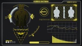 Kubrick Batman - Nguyen Cuong - Cinema 4D Basic