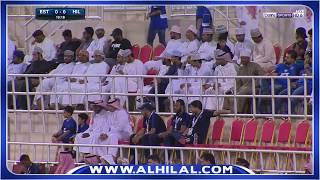 ملخص مباراة الهلال وإستقلال خوزستان الايراني 2-1 - دوري أبطال اسيا ذهاب دور الـ16