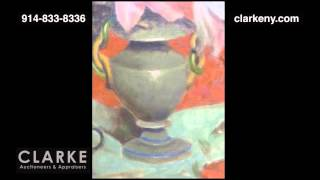 Bela Kontuly Oil: Still Life   Bela Kontuly   Painting   Clarke Auction Gallery