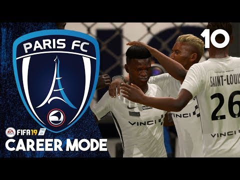 FIFA 19 Career Mode Paris FC | Phakamani Mahlambi, Player of the Month Bulan September! #10